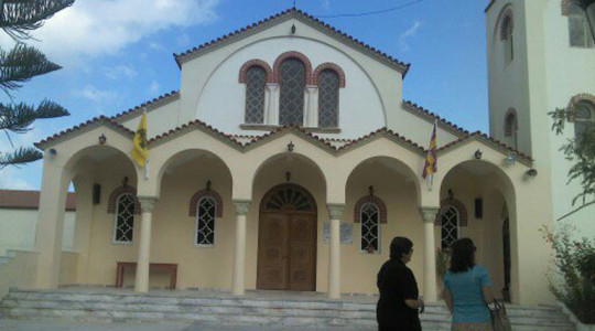 Pilgrimage Excursion to the Holy Monastery of Parthenonas in Kasteli of Kissamos