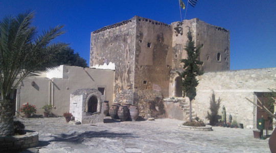 Pilgrimage Tour in Messara of Heraklion