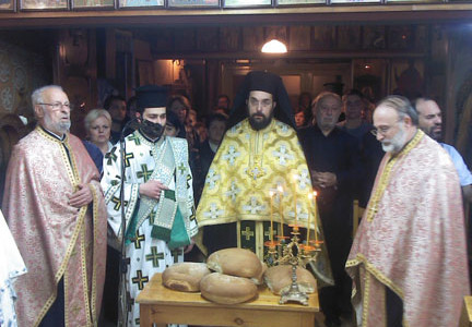 Feast of Saint Filothei the Athenian
