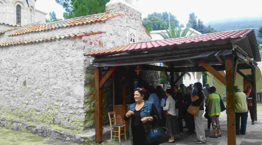 Pilgrimage Tour to Panagia of Myriokefala of Rethymnon