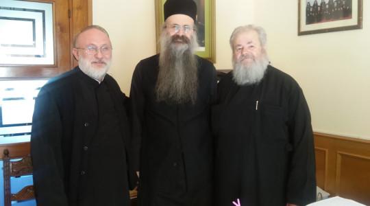 Επίσκεψη πατήρ Ιωσήφ