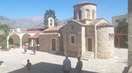 "Excursion to ""Panagia Antifonitria"" in Myriokefala"