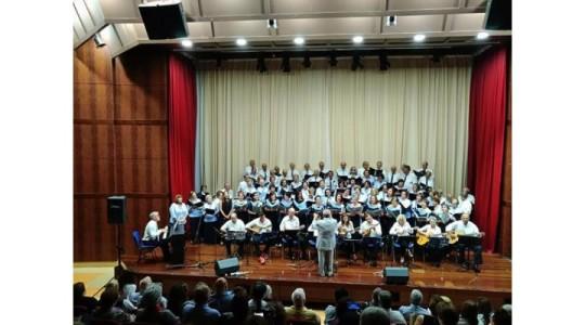Συναυλία Μαντολινάτας στη Κύπρο