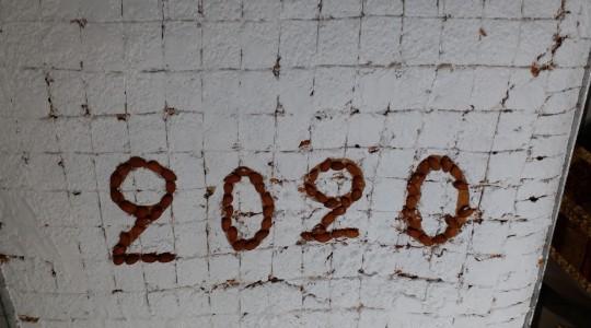 Κοπή Αγιοβασιλόπιτας Αγίου Νεκταρίου 2020